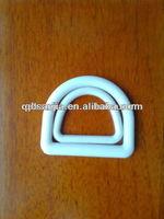 plastic D shackle stainless steel D shape rings D shackle
