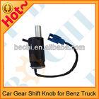 Auto gear shift knob cover for trucks Benz 9415400545