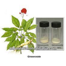 الجينسنغ الشعر المنتج/ مع مسحوق الجينسنغ ginsenosides 10%-- 98%