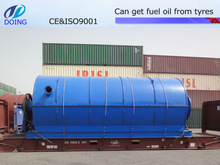 2013 Advanced waste plastic recycling line to fuel oil and carbon black