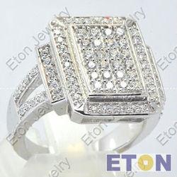 Rhodium Ring 2013 cheap at cost