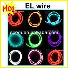 reasonable price el wire roll,el chasing wire,el running wire