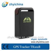 gps fleet tracking tk102 gps multilaser tracker with mobile phone