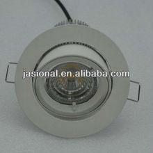 super bright pure aluminum 12v 10w 12w cob high power led
