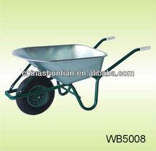 90L Large Tray Wheelbarrow WB5008(Motorized Wheel Barrow)