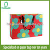 fashion wedding candy gift paper bags with handle