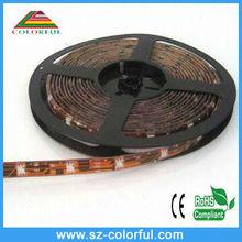 2013 most hot led strip 5050/ 3528smd led strip light kit easy installation for home decoration ul listed led strip