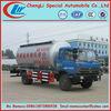 Low density bulk tanker truck,cement carrier truck 20cbm on sale