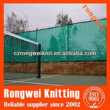 sport tennis windbreak screen net