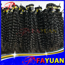 Top 5 alibaba supplier 100% pure no chemical processed tangle free virgin kinky curly cambodian hair weave