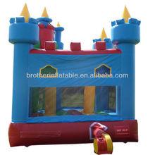 XD06N135 inflatable bounce house slide| inflatable moonwalk with slide