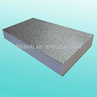 LOVEHOT Phenolic Foam HVAC Pre-insulated Duct Panel with Painted Steel Sheet and Aluminum Foil