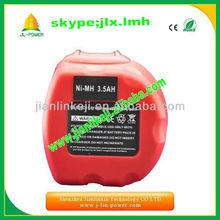 Max power battery charger for BOSH BAT100 9.6V 3.5Ah NI-MH