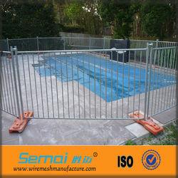 Chinas Beautiful Waterproof Swimming Pool Fence (Anping)