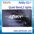 Quad band 2 g1+ lumières. azsky g1 gprscomposer azsky g1 gprscomposer adaptateur dongle