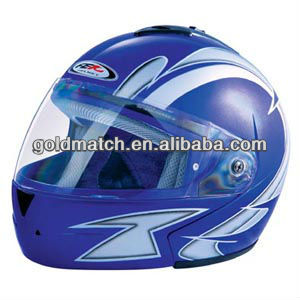High quality- Full face of motorcycle helmet