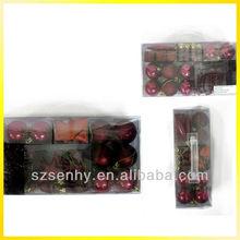 Fashionable hot sale mixed xmas tree decoration