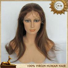 100% virgin peruvian hair peruvian lace front wigs