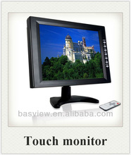 """12.1"""" touch monitor,can custom made stable metal case"""