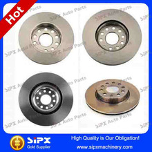 Genuine auto brake disc for BMW 320i,325i,328i,330i,335i,520i,525i,528i,530i,535i,550i