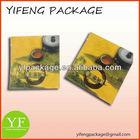Small Vacuum Plastic Tea Packing Bag/Silk Tea Bags