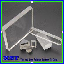 custom made optics window BK7, B270, Quartz, fused silica