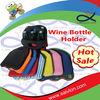 Promotional insulated neoprene wine bottle cooler