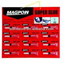 instant super fast Glue 502,MAGPOW A-cyanoacrylate super glue,MPC108 daily use super power adhesives and glues 502 cyanoacrylate