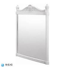 Clear Sheet Aluminum Glass Mirror Pieces