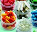 gelatina dura cápsulas vacías