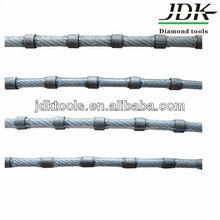Diamond closed loop cable for granite profiling