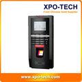 f16 venta caliente biométricos y la tarjeta de control de acceso