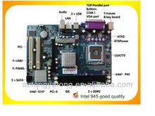 Hot selling intel 945 socket 478 motherboard
