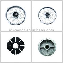 AX100 motorcycle body parts wheels
