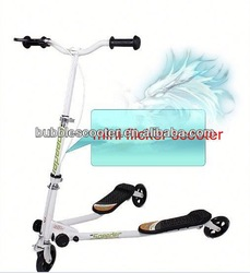 China factory New swing scooter for kids good price kids moterized tricycle