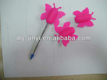 OEM rubber pen cap for promotional gifts