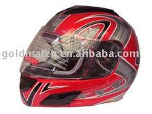 MOTORCYCLE HELMET-ABS, PP material