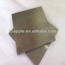 YG15 sheet block tungsten carbide draw plate
