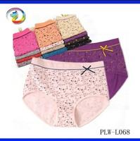 lady underwear fashion girls panties cheap price