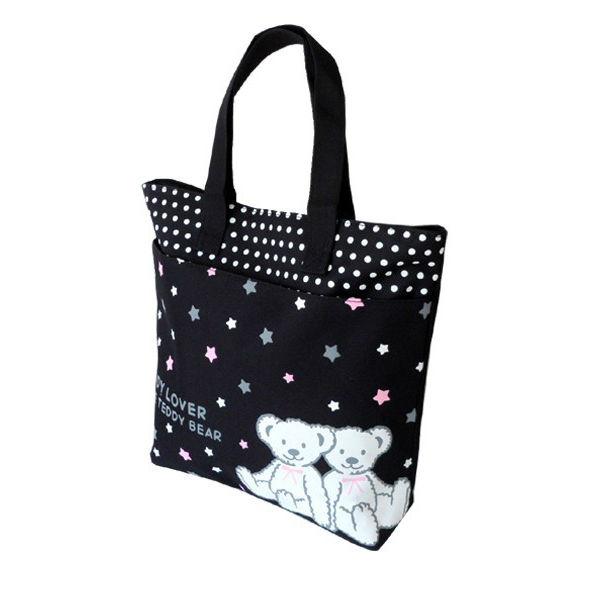 2013 hot sale cotton canvas tote bag