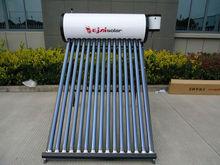Diy evacuated tube solar hot water