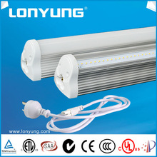 natural white de tube t8 led integrated led tube 18w fittings western markets