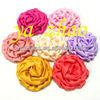 2013 New Sytle Mini Soft Satin Rose flower Wholesale IN STOCK