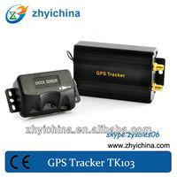 GPS Tracker TK103/rastrear celular pelo numero