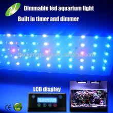 2012 nova a8 led aquarium light High quality CREE LEDs fish/coral/reef tank lighting LED Aquarium Light 120w high power