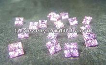 pink square zircon