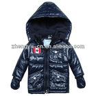 Children's padded winter jacket