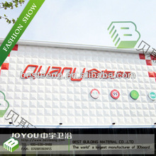 BST frp exterior wall panels, wall covering material