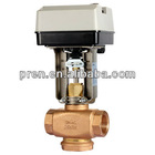 Linear Regulative Valve For HVAC System