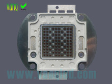 Shenzhen cob r7s module manufacturer 100w high power led grow plants spotlight chip in bloom beads